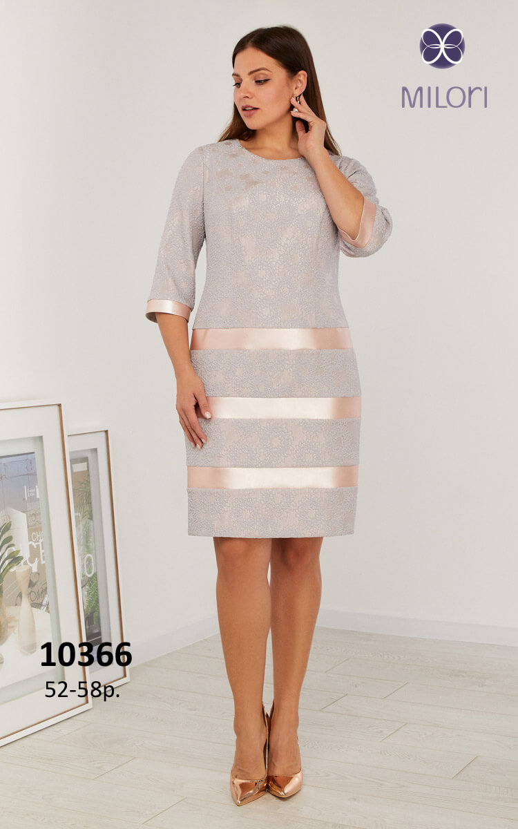 Платье 10366